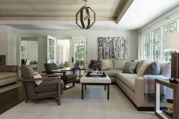 18 Revamped Colonial Family Room 084a S07