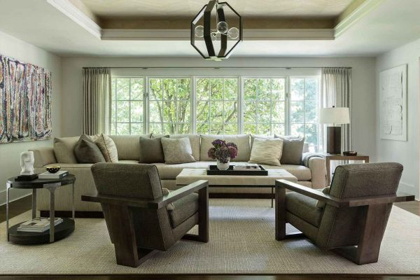21 Revamped Colonial Family Room 111 3 S07