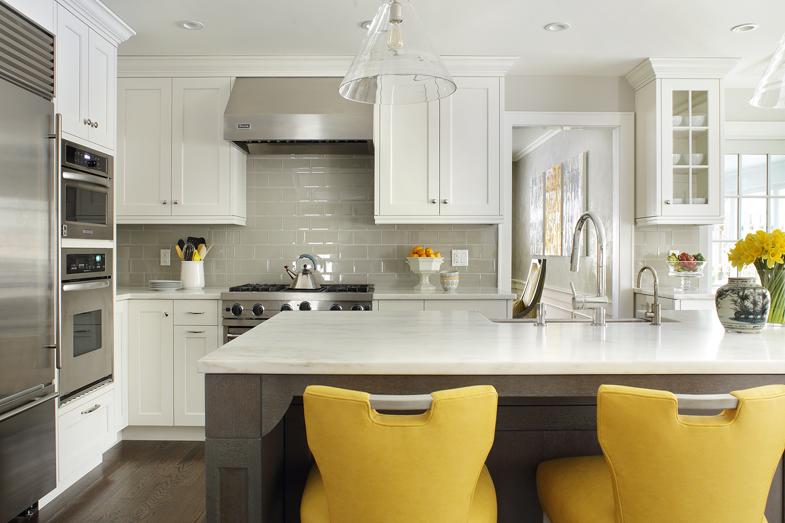 Gray Kitchens - Kitchen Design