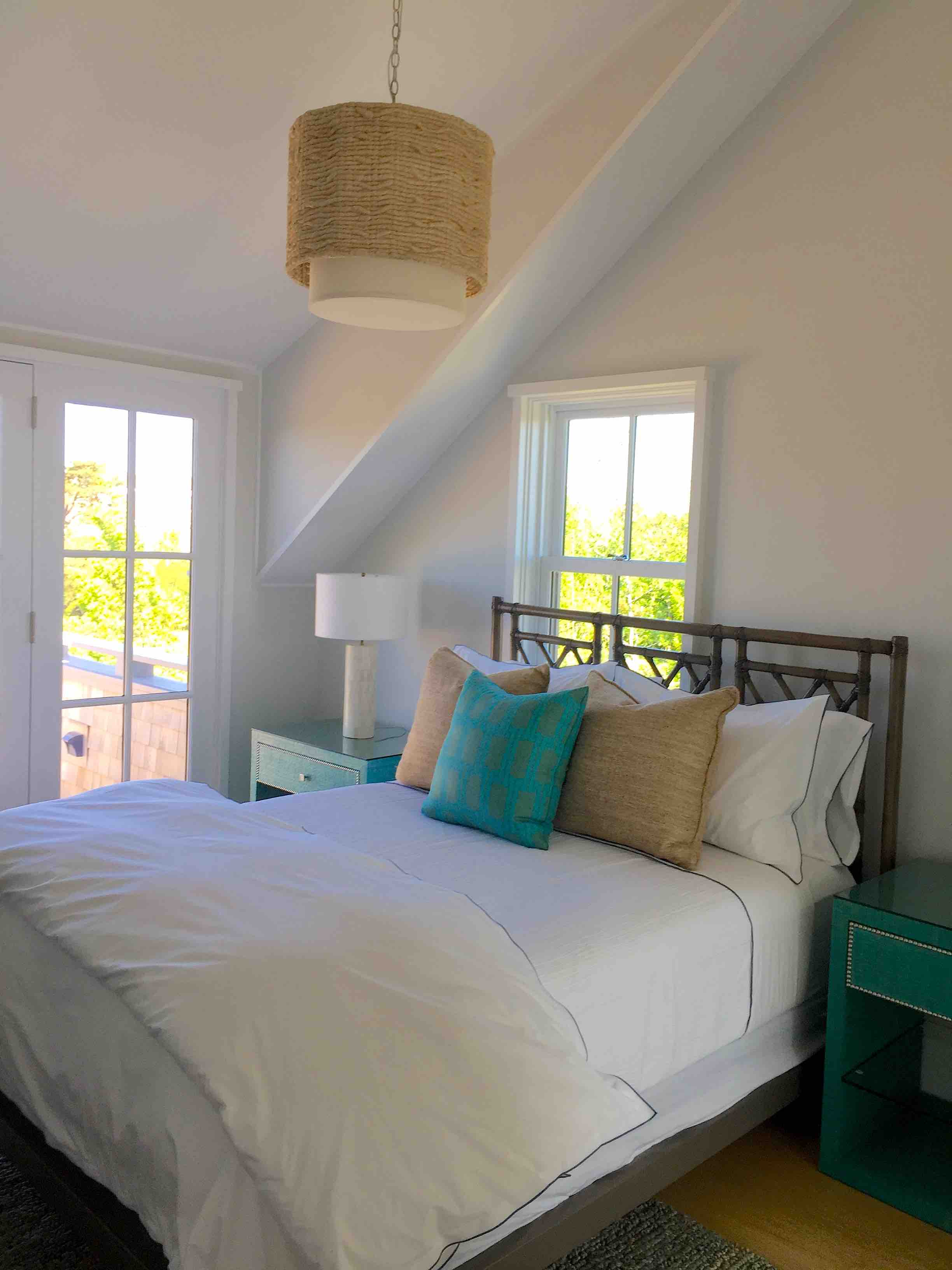 Nantucket Beach House Interiors