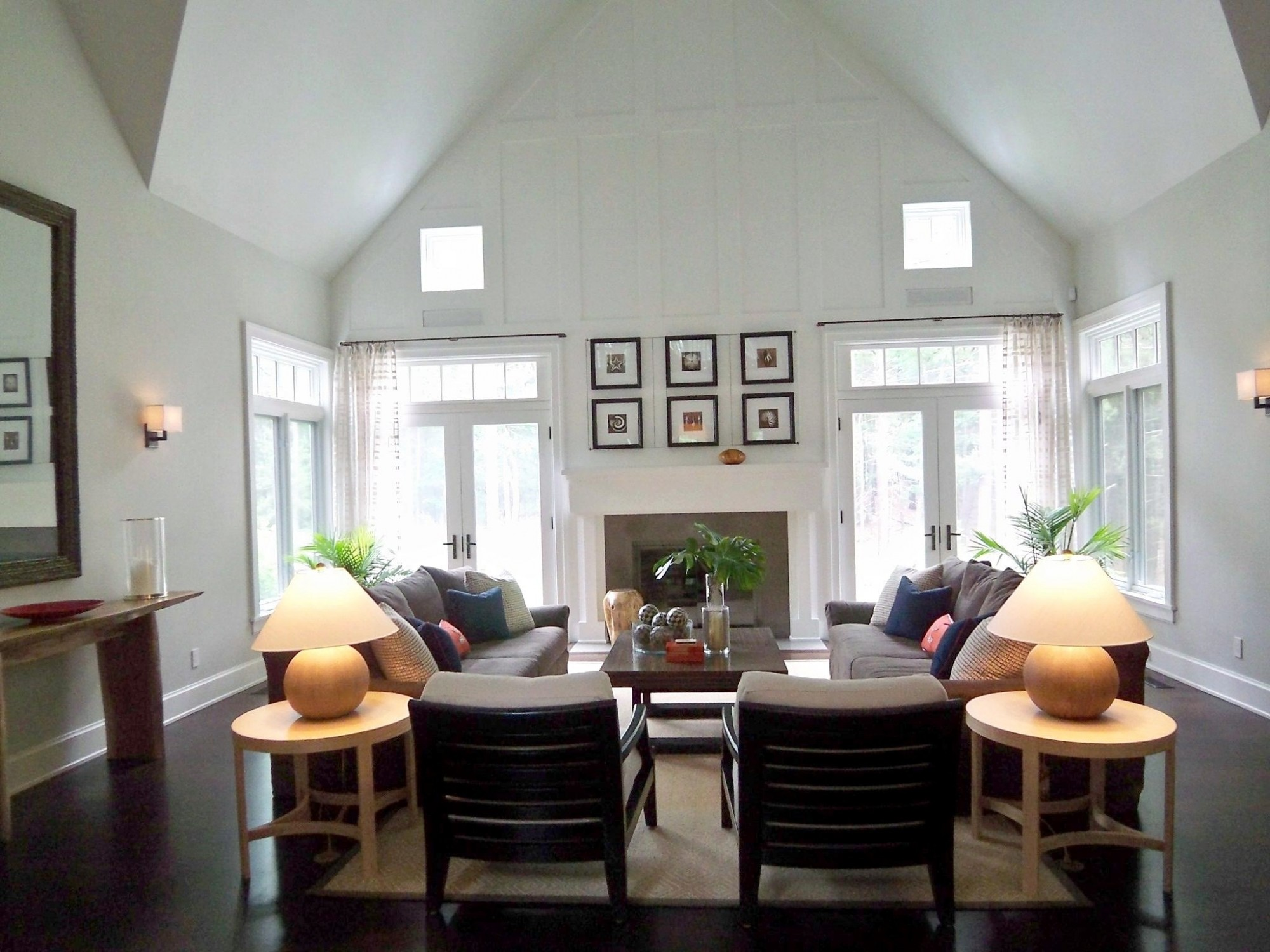 Beach House Living Room 1