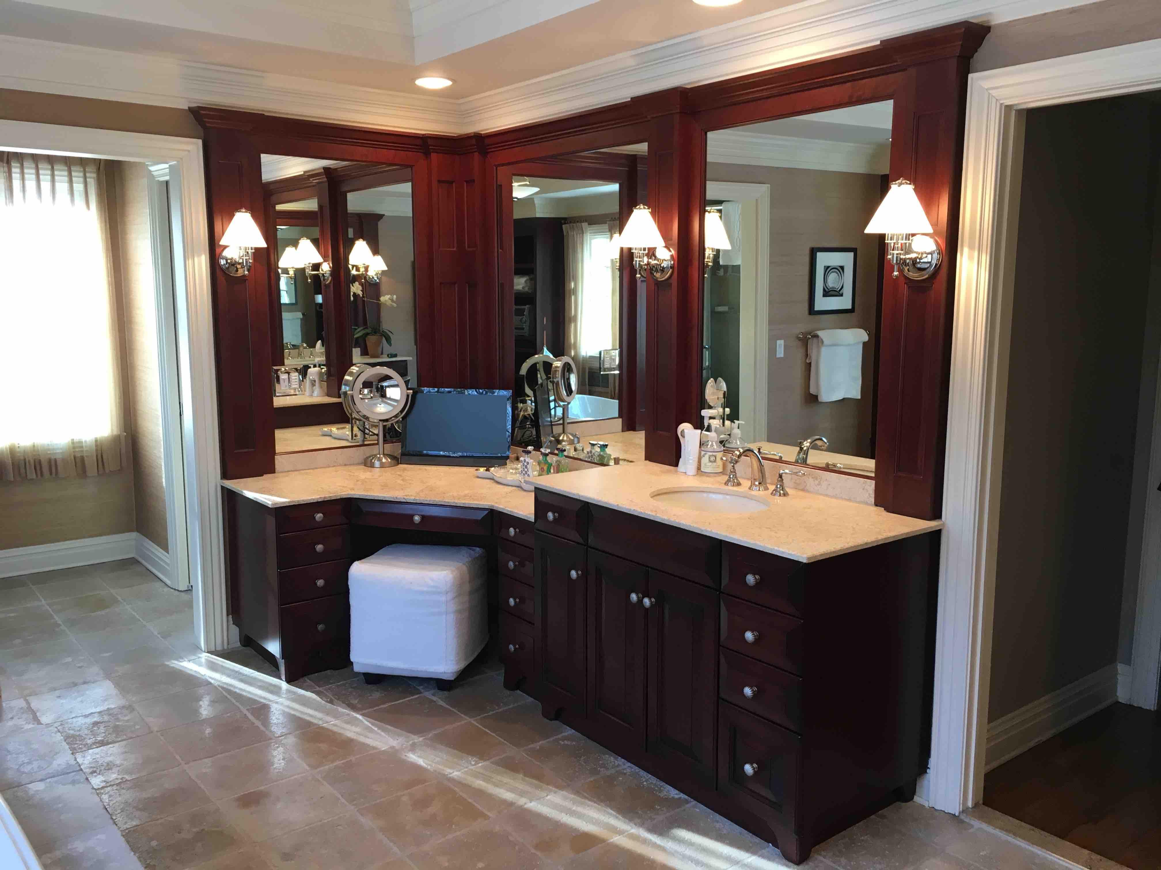Master Bath renovation before