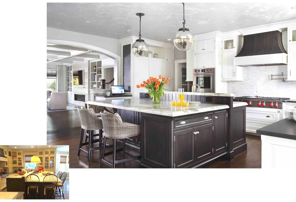 Before & After - Kitchen Interior Design
