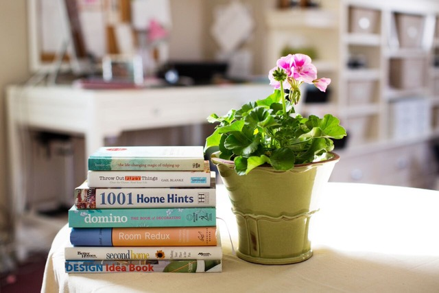 Home Office Organization Books