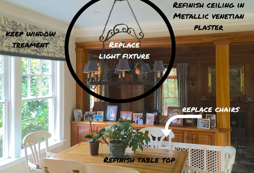 Before & After - Kitchen Re-design