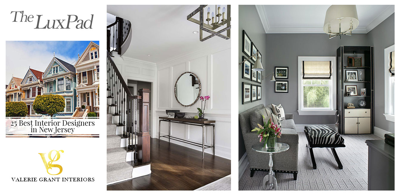 25 BEST INTERIOR DESIGNERS IN NEW JERSEY