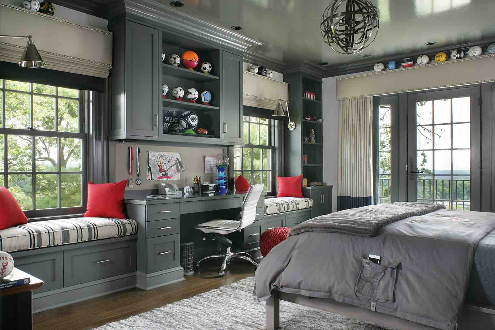 Cool Guy Bedrooms Decorating The Dream Dorm Room Valerie Grant Interiors