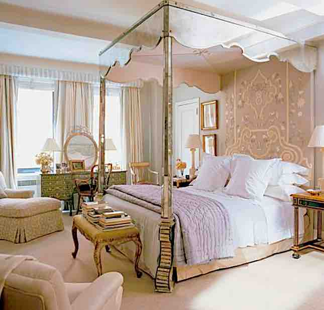 Bunny Williams Interiors - How to Make a Bed