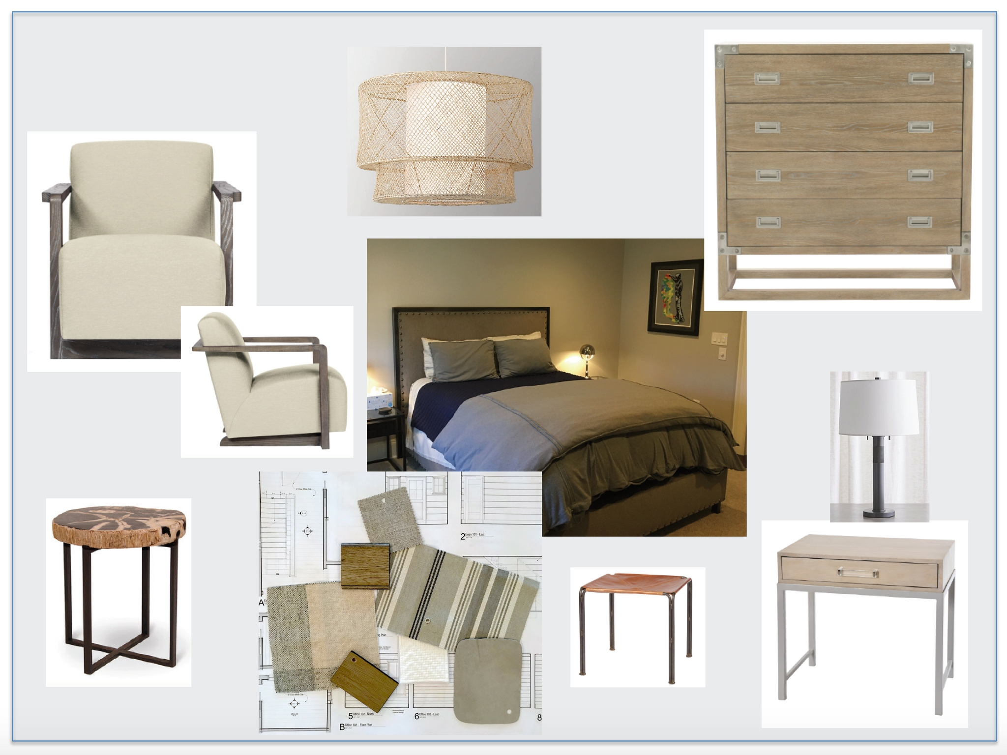 Nantucket Summer Home Interior Design