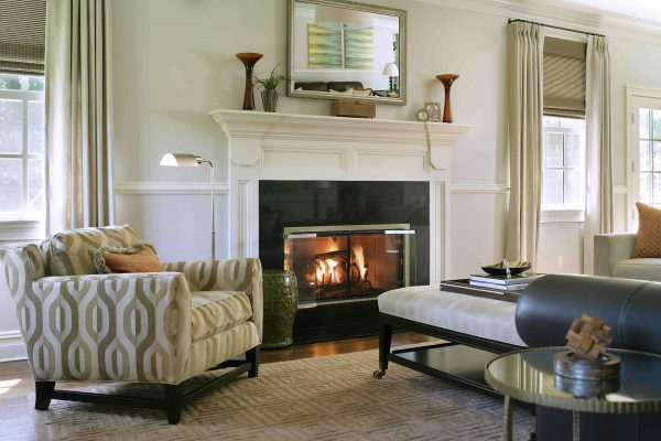 FIreplace Design - Family Room Fireplaces