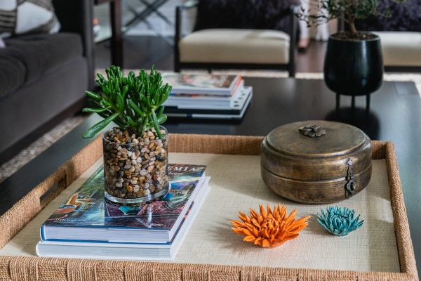 Coffee Table Accessorizing Tips