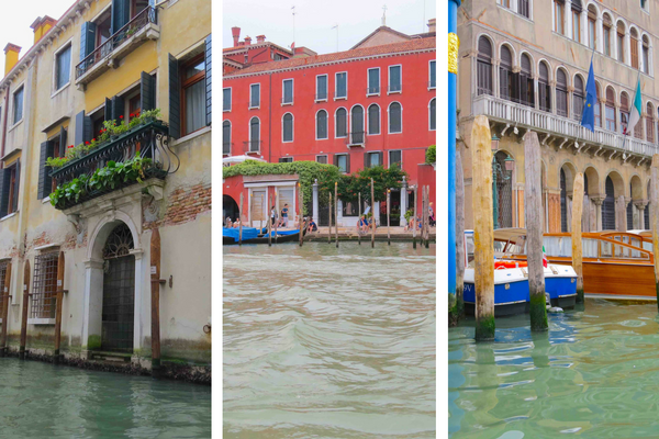 Color Palettes in Italy