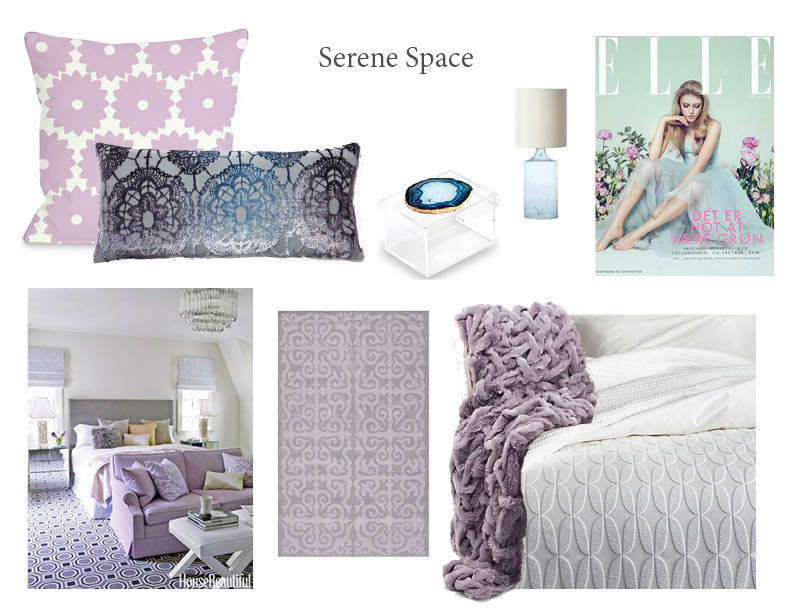 Dorm Room - Serene Space