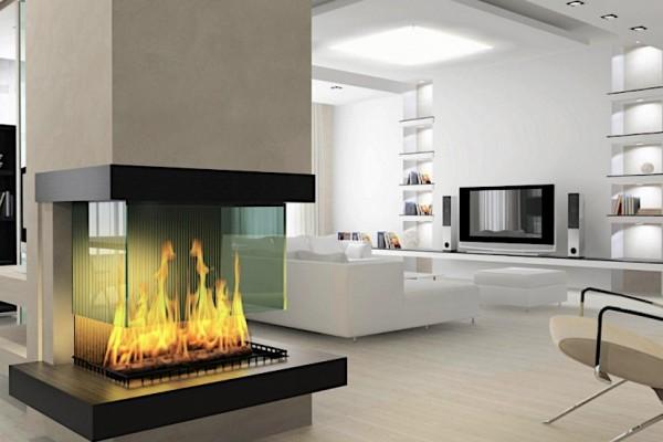 Electric Fireplace -Fireplace Design