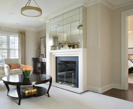 How to Use Mirrors in Living Room Decor