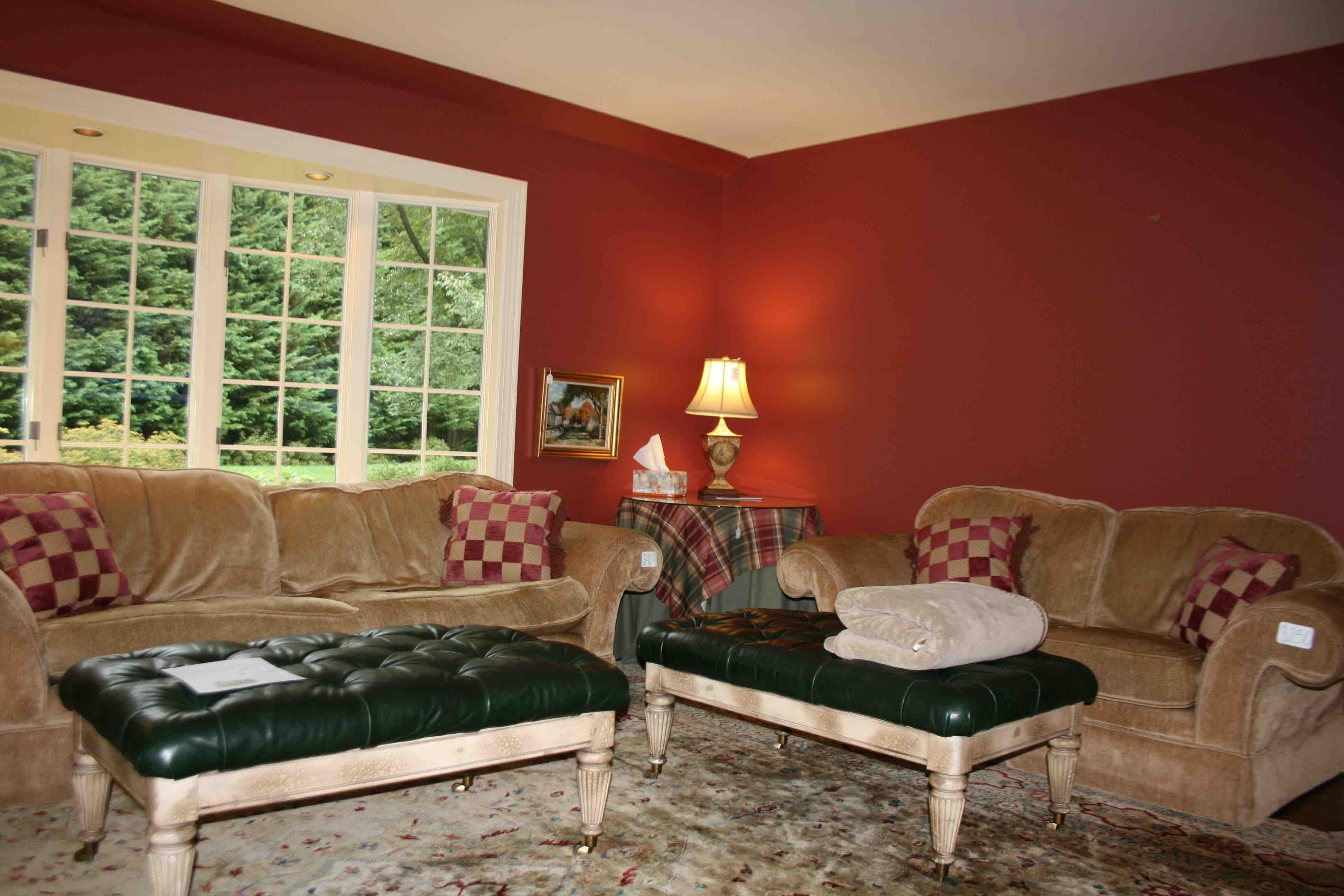 FAMILY ROOM – Summit, NJ Home Renovation BEFORE PHOTOS