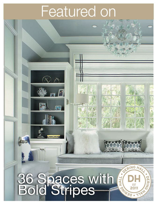 36 Spaces with Bold Stripes