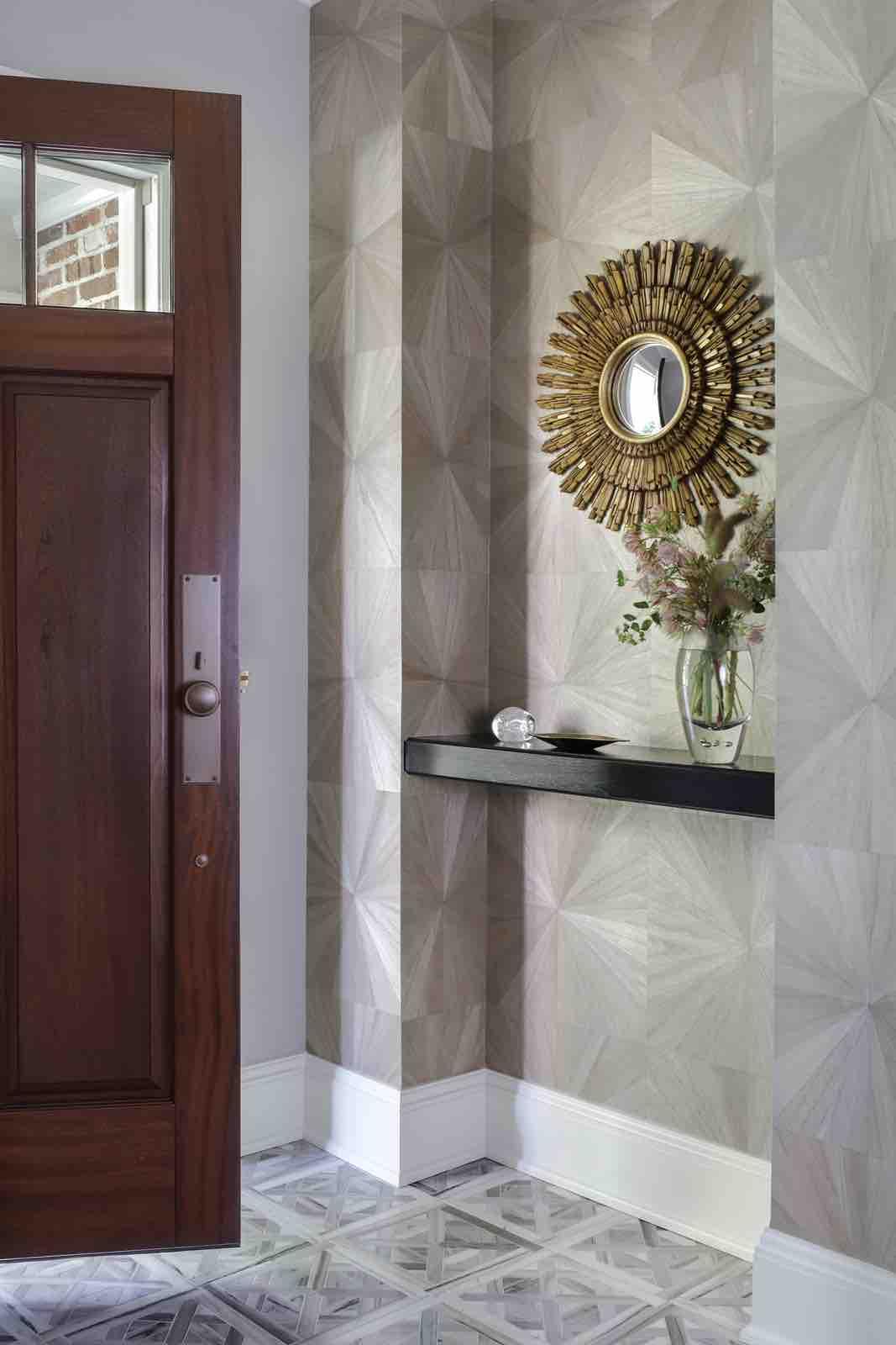Foyer – Summit, NJ Home Renovation