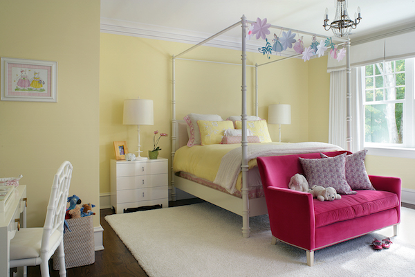 Girls Bedroom Greenwich Revised