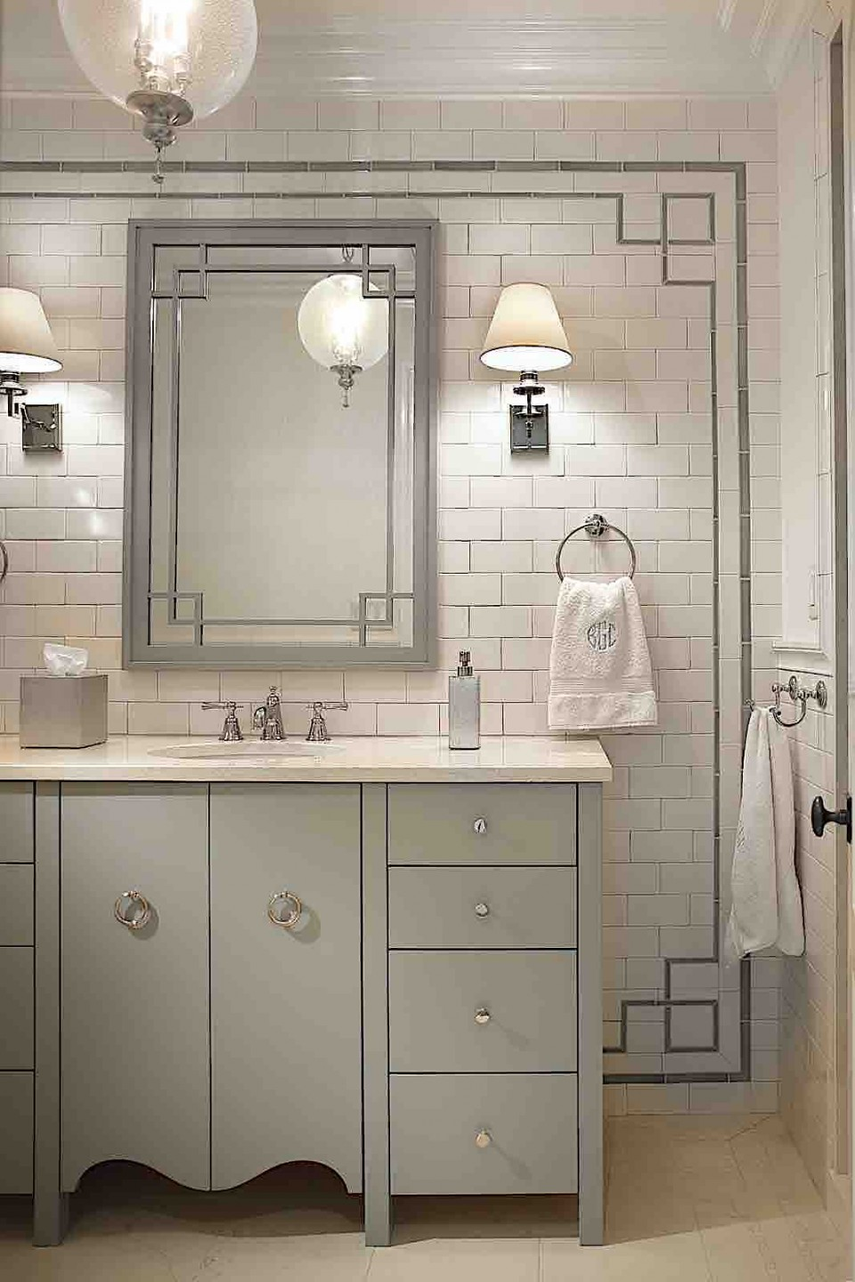 Bathroom Tile Design Inspiration