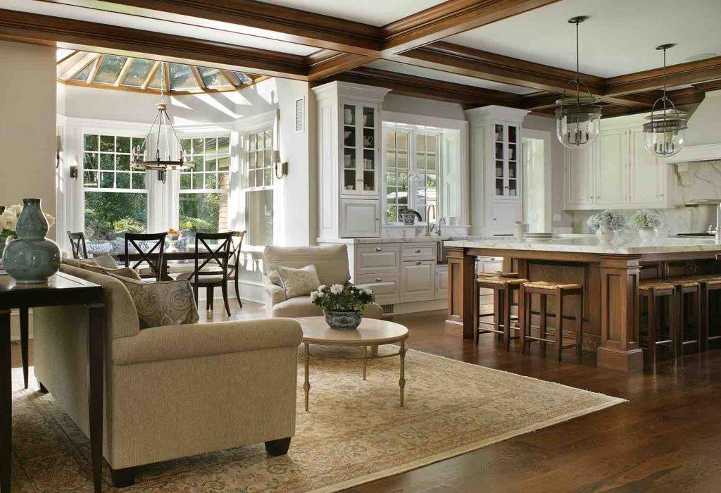 Kitchen/Family Room Design