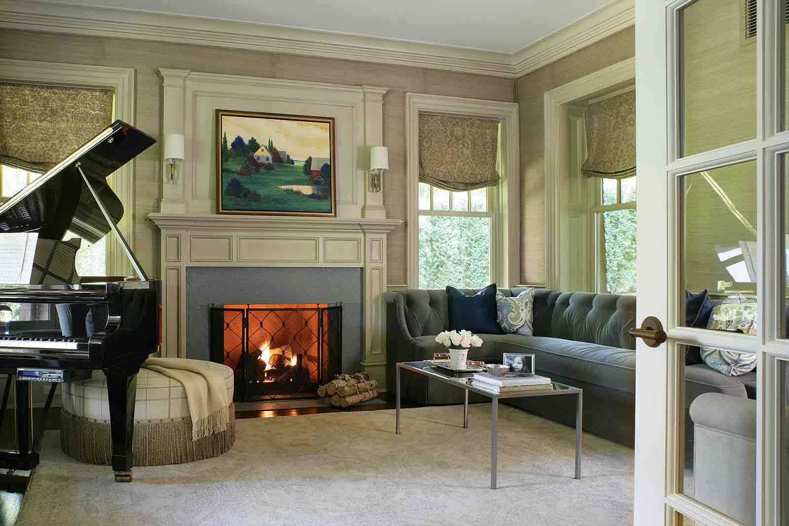 Fireplace Design - Living Room FIreplaces