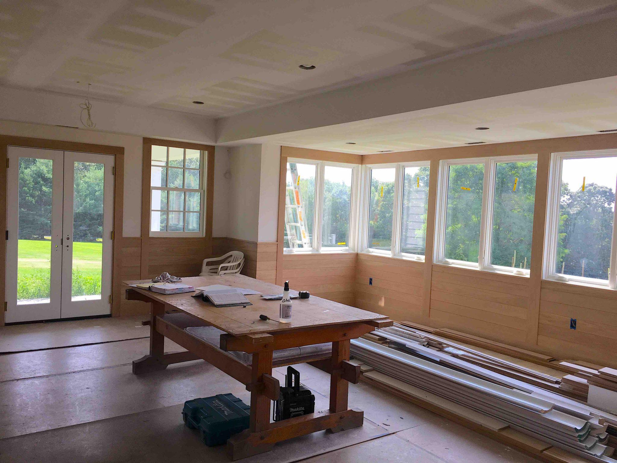 Gym - Dutchess County Home Renovation