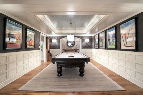 Game Room Design - Pool Tables
