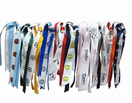 Sports Hair Accessories - Hair Ribbons
