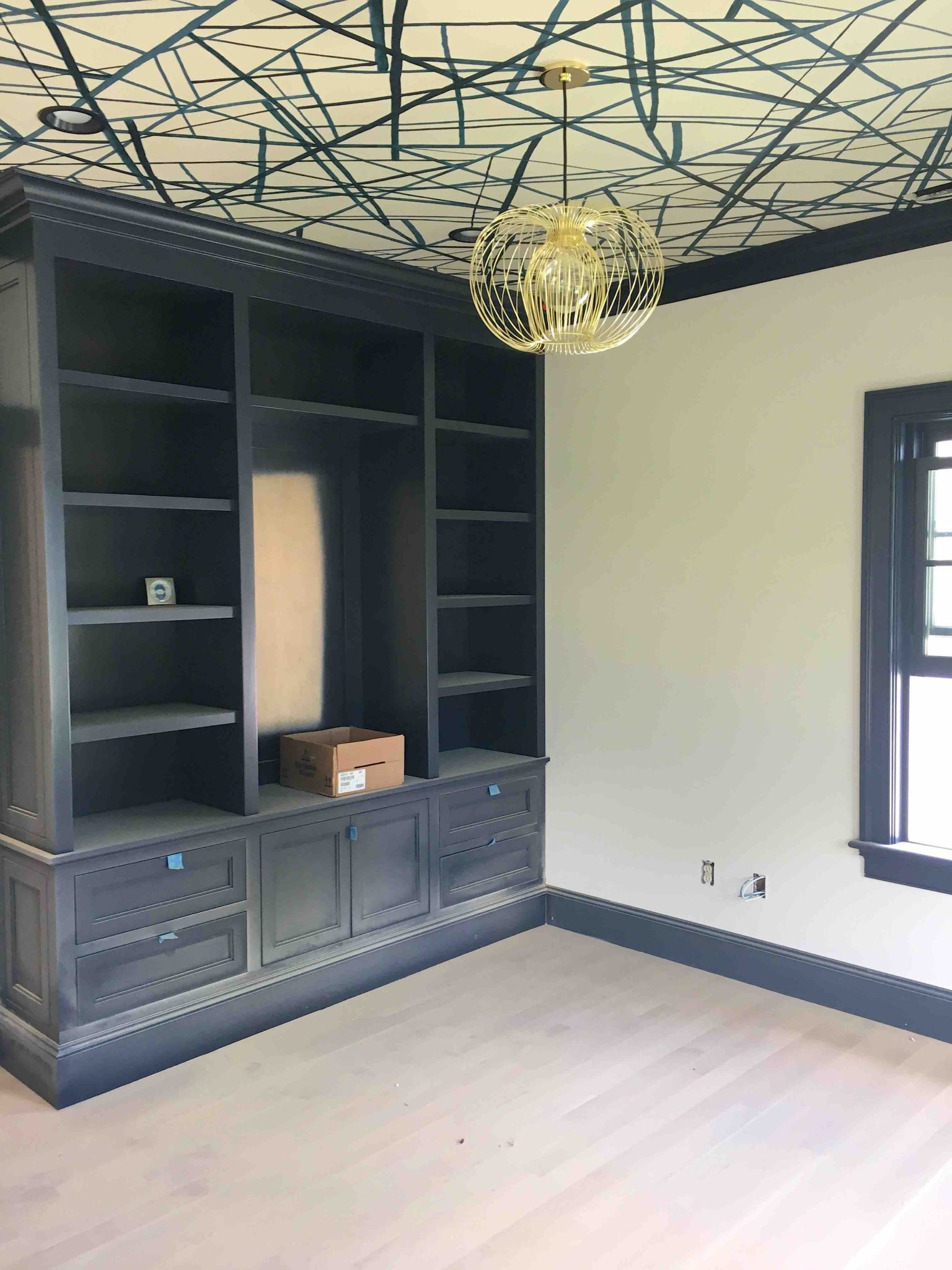 Home Office - Dutchess County Home Renovation