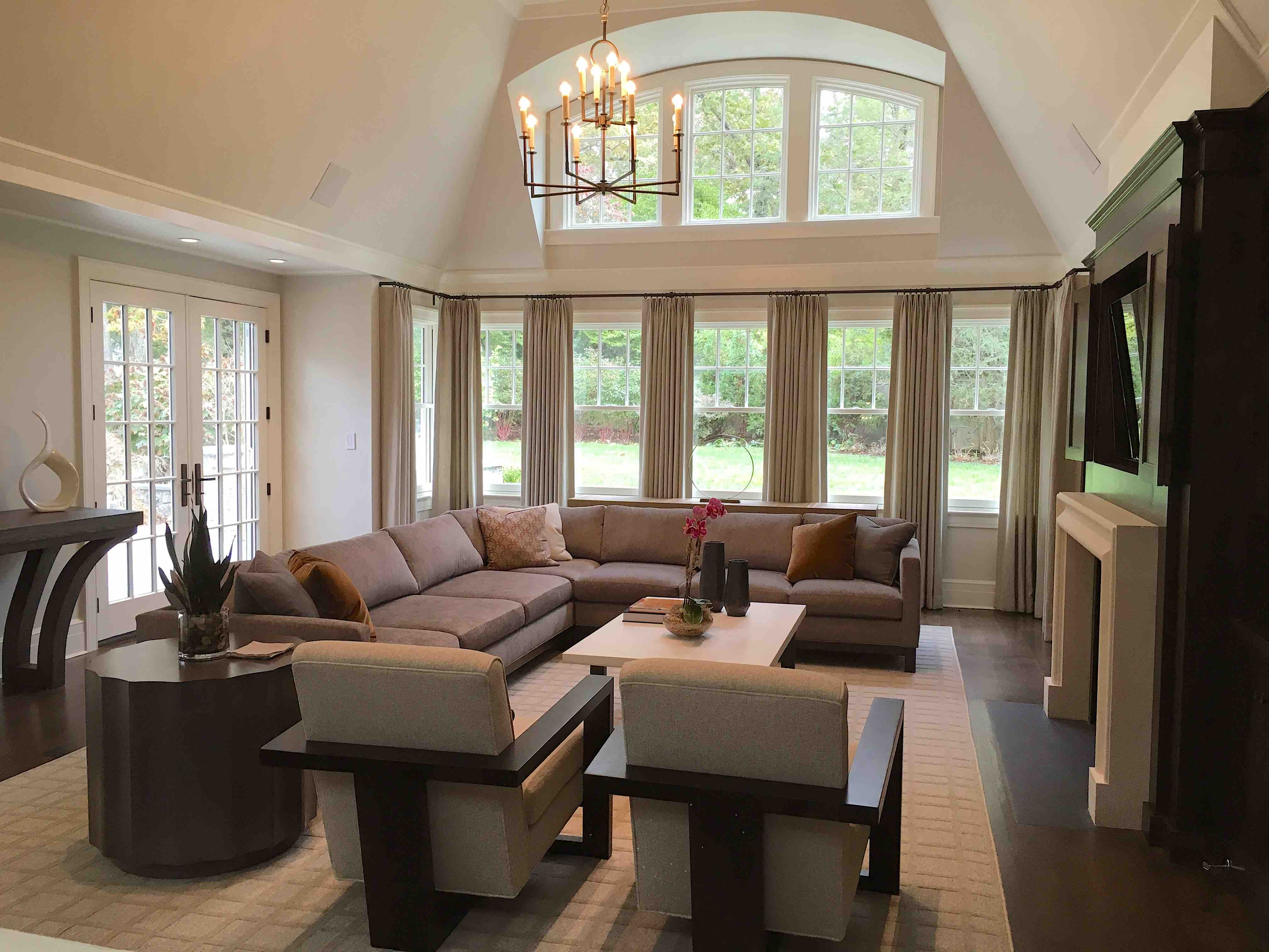 Interior Design - Family Room Decor