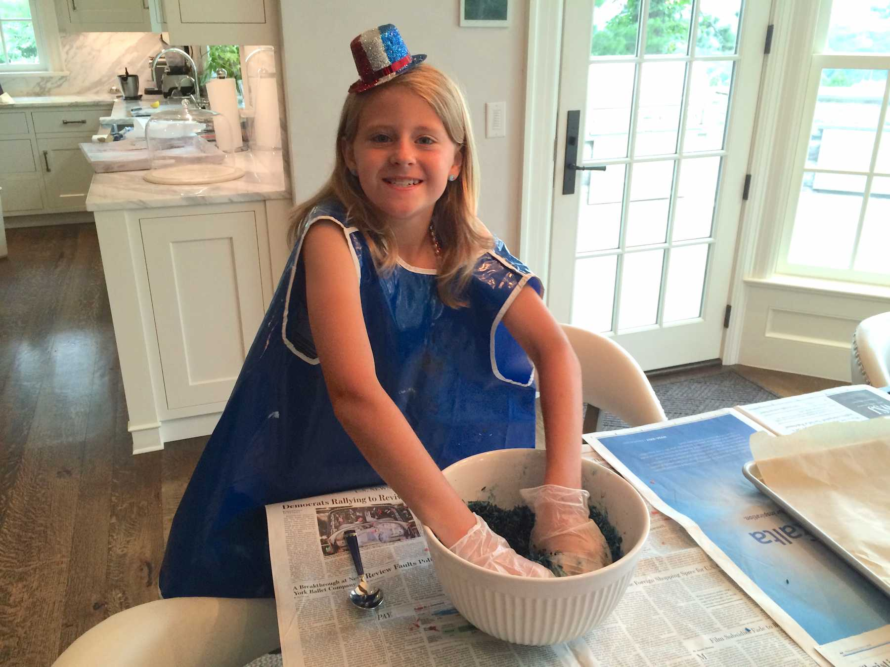 4th of July - Brynne DIY Project