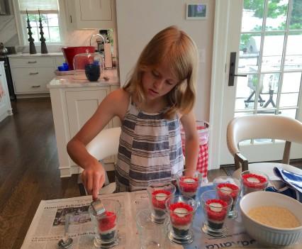 4th of July - Brynne DIY Project