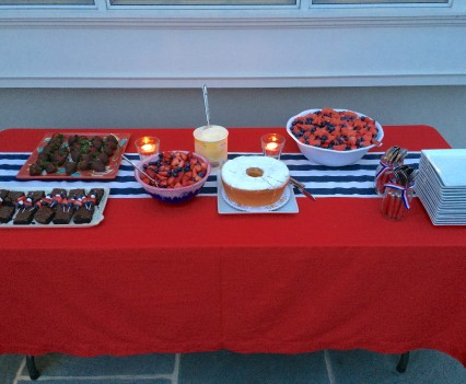 4th of July - Food