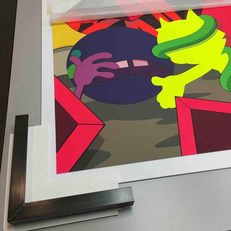 KAW Art for Framing