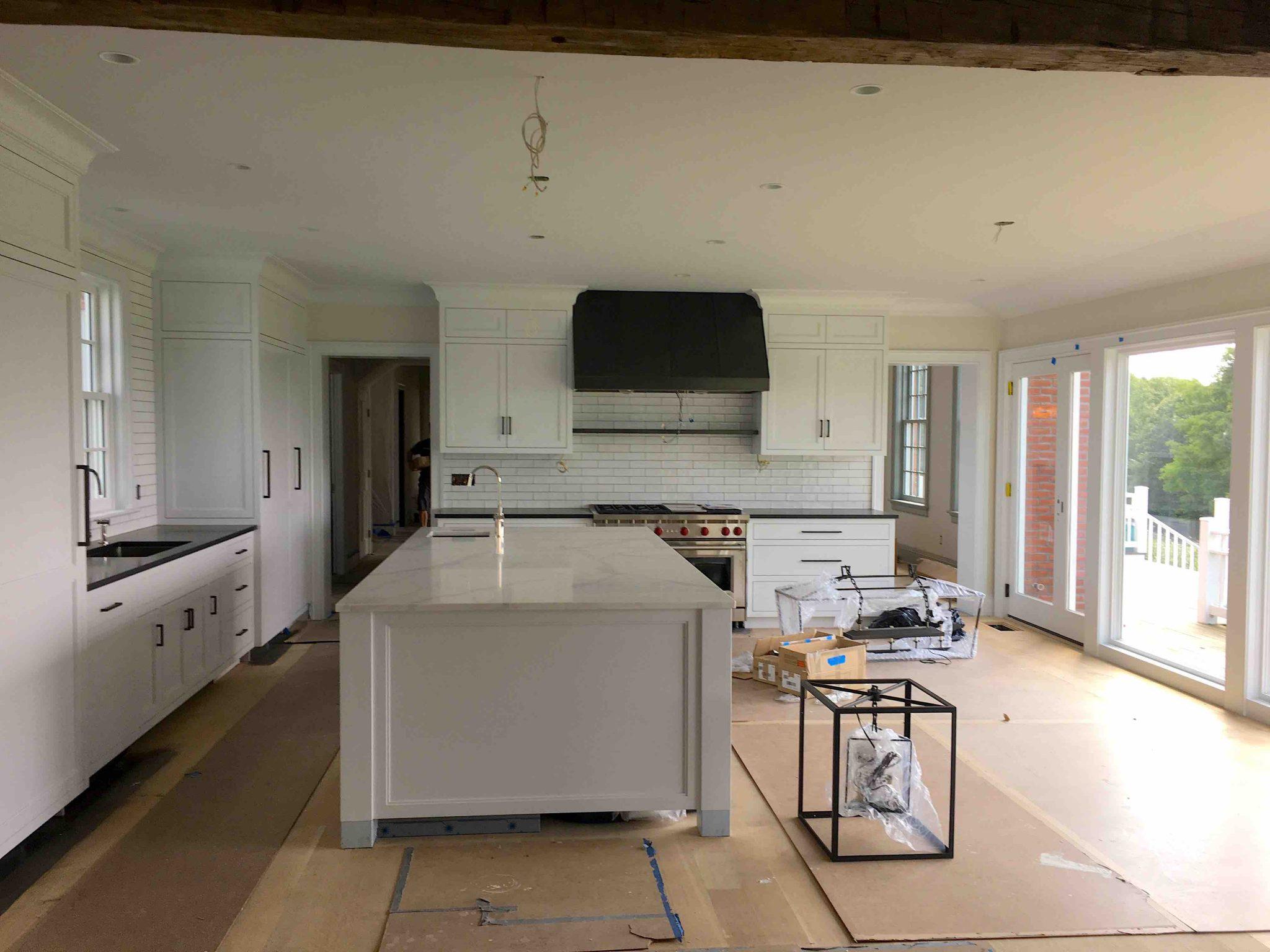 Kitchen - Dutchess County Home Renovation