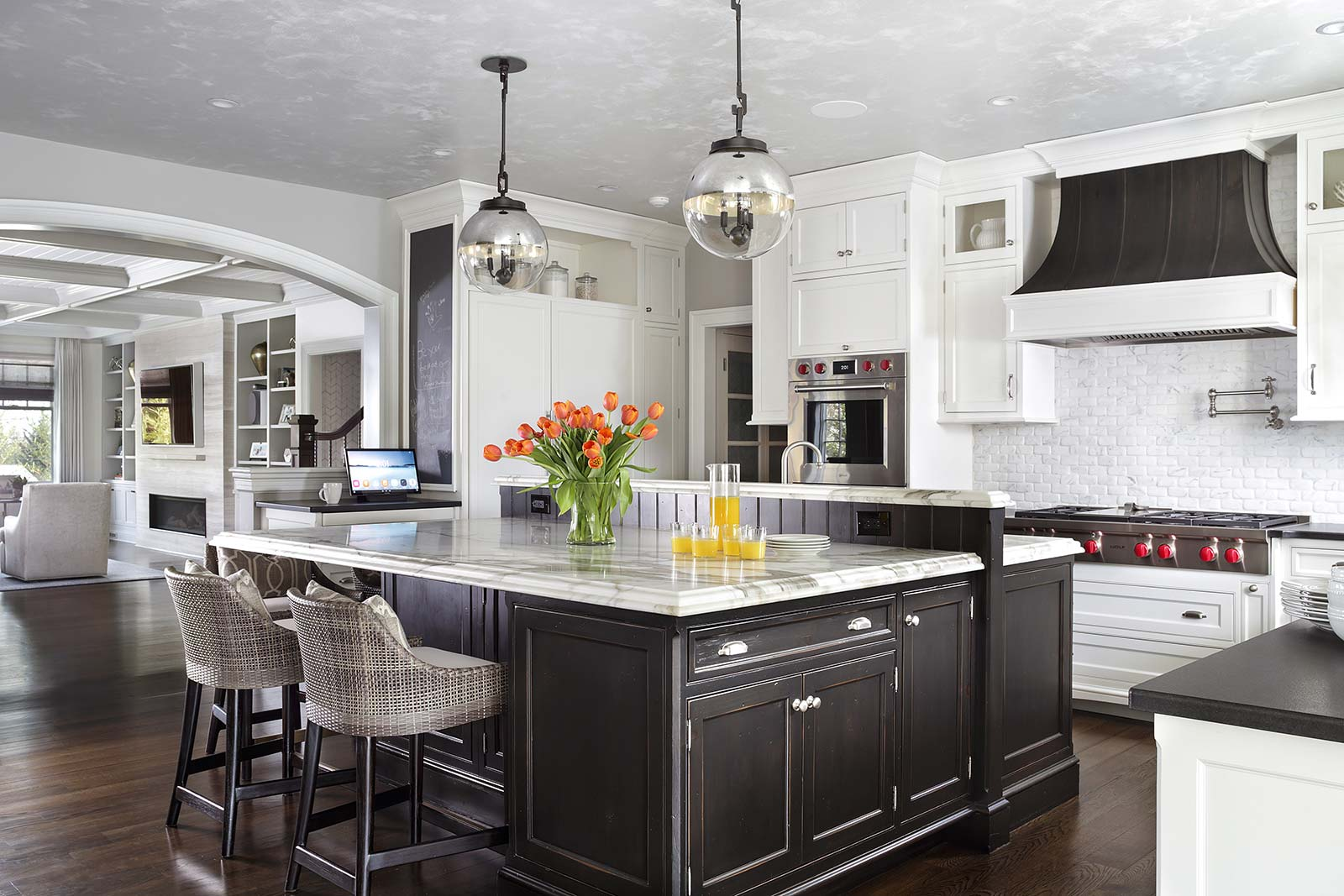 How To Tile Kitchen Island