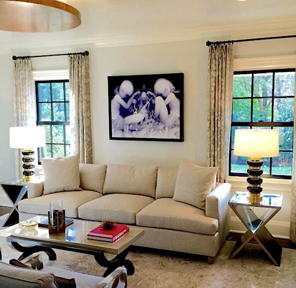 Interior Design - Living Room Decor