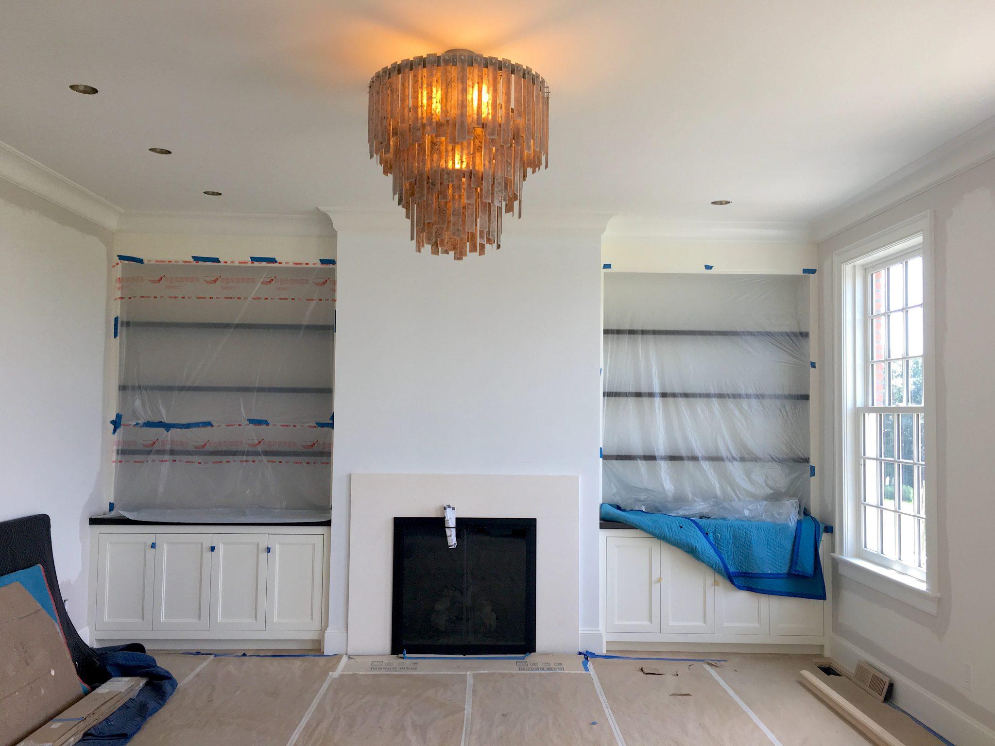 Living Room - Dutchess County Home Renovation