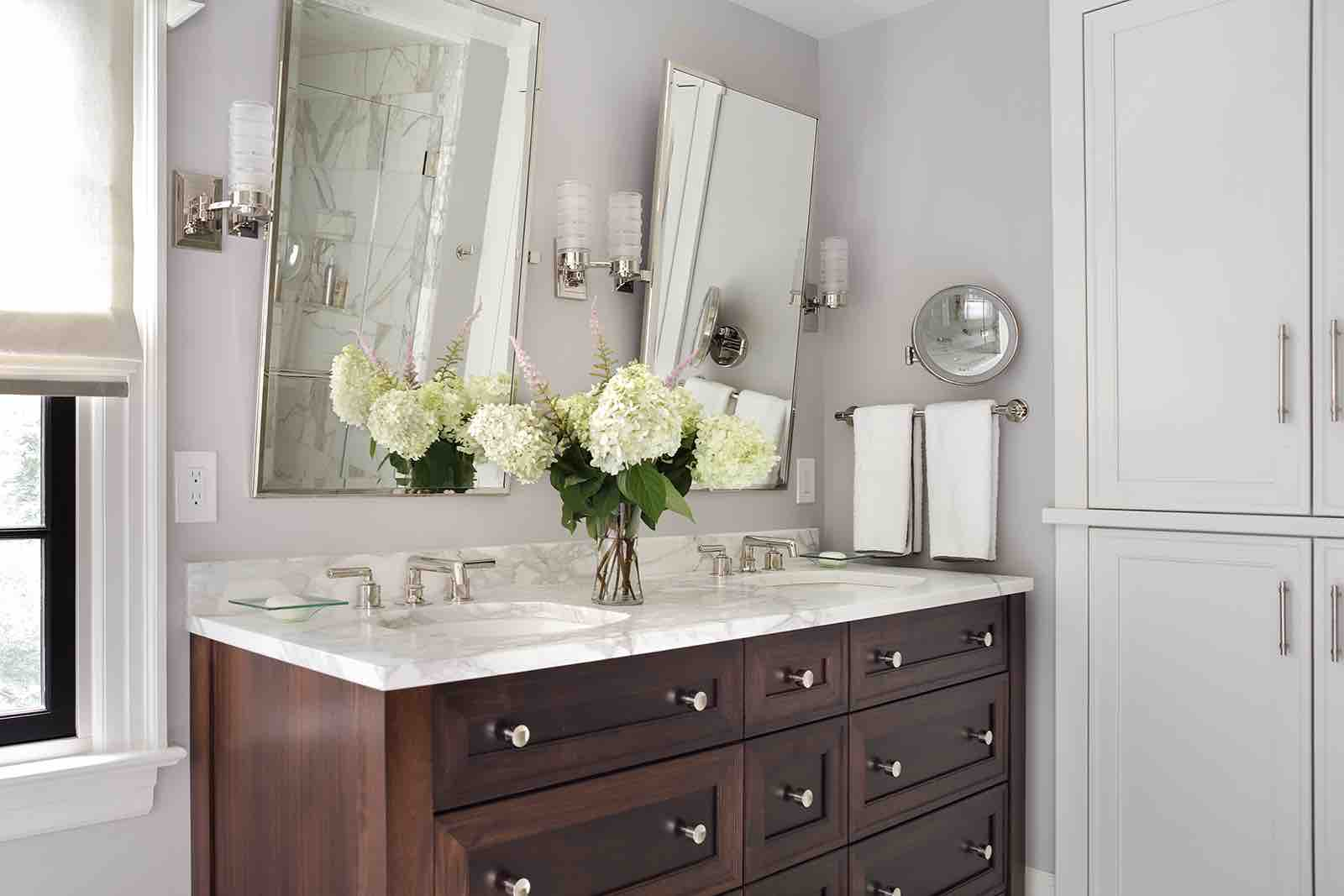MASTER BEDROOM & BATH – Summit, NJ Home Renovation