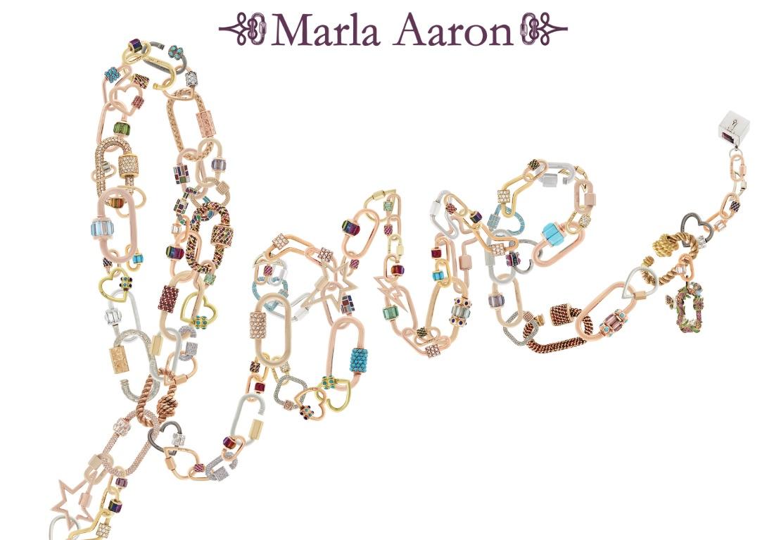 Marla Aaron Jewelry