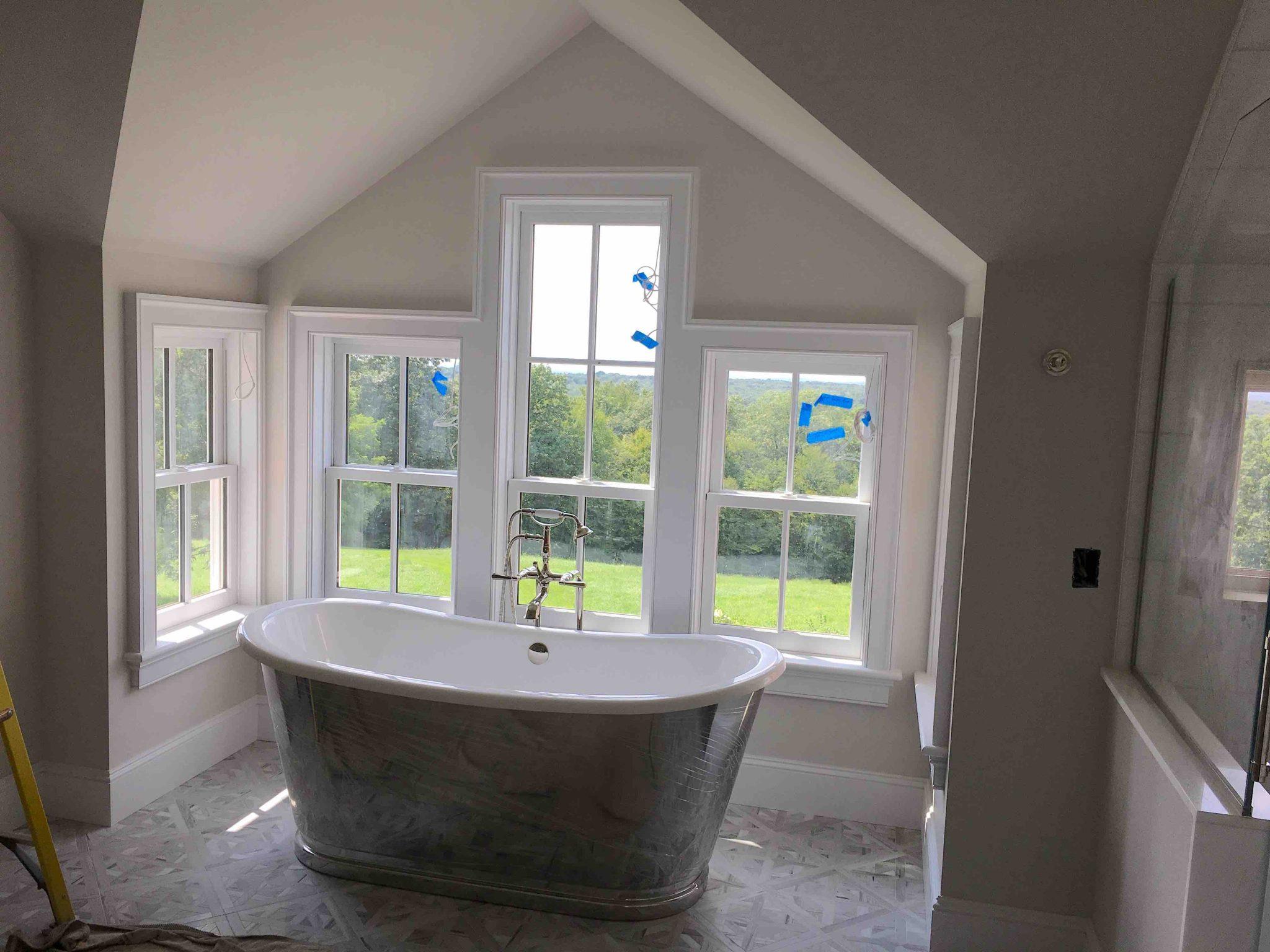 Master Bath - Dutchess County Home Renovation