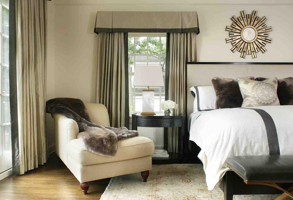 Master Bedroom - Interior Design