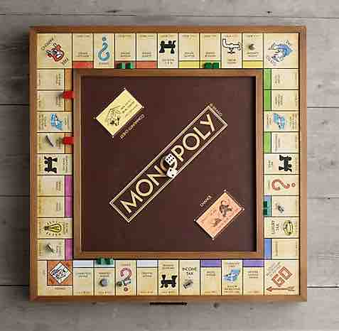 Family Games - Monopoly