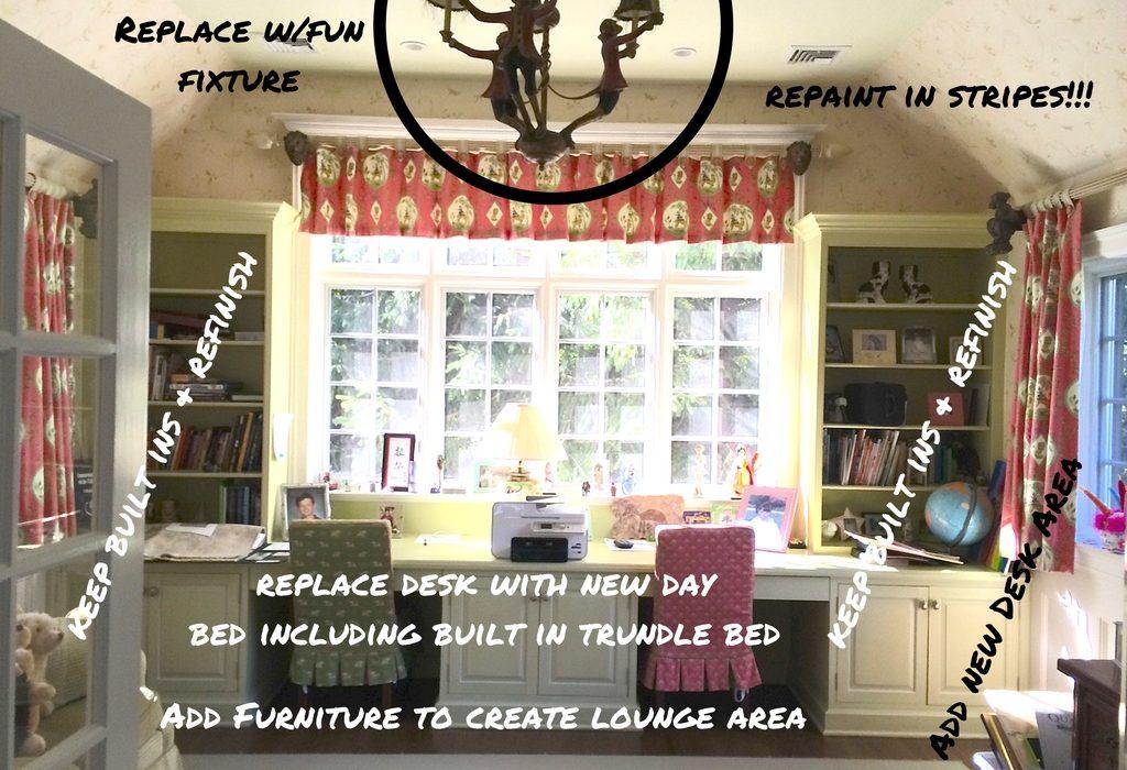 Before & After Interior Design - Kids Rooms