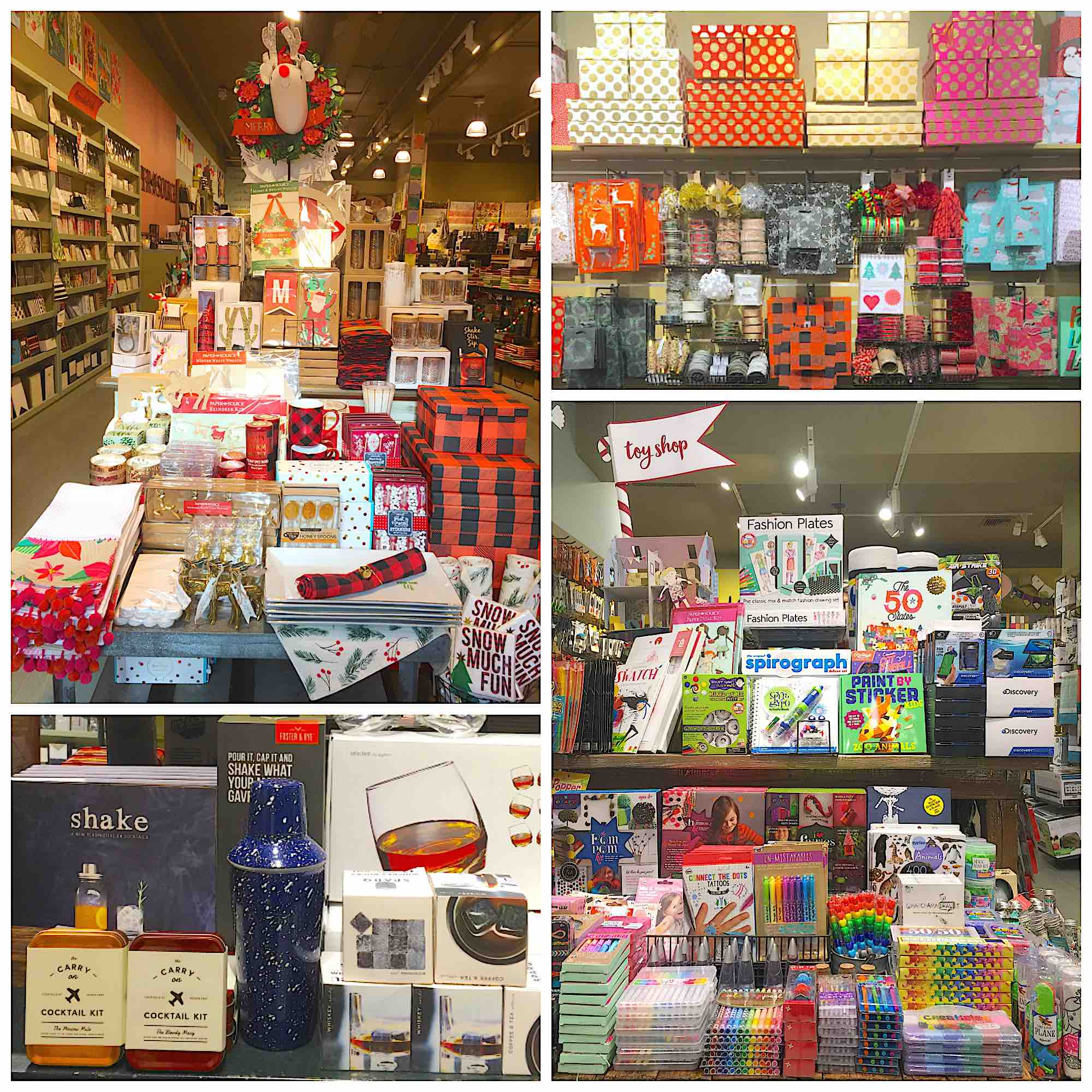 Holiday Gift Ideas - Paper Source Summit, NJ