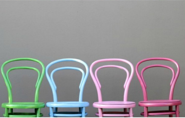 DIY Re-purposed Chairs
