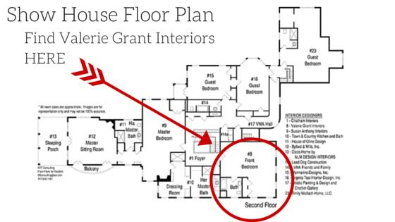 Show House Floor Plan