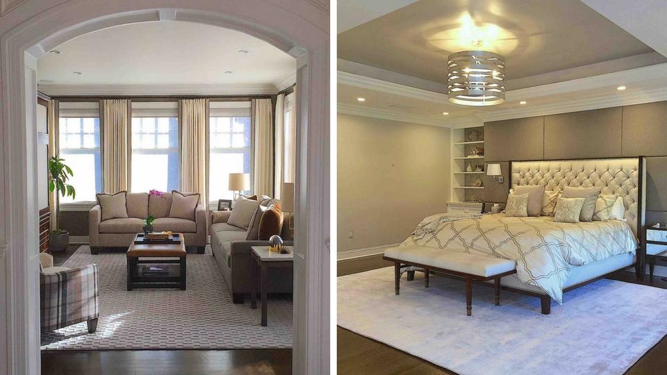 Interior Design - Master Bedroom Decor