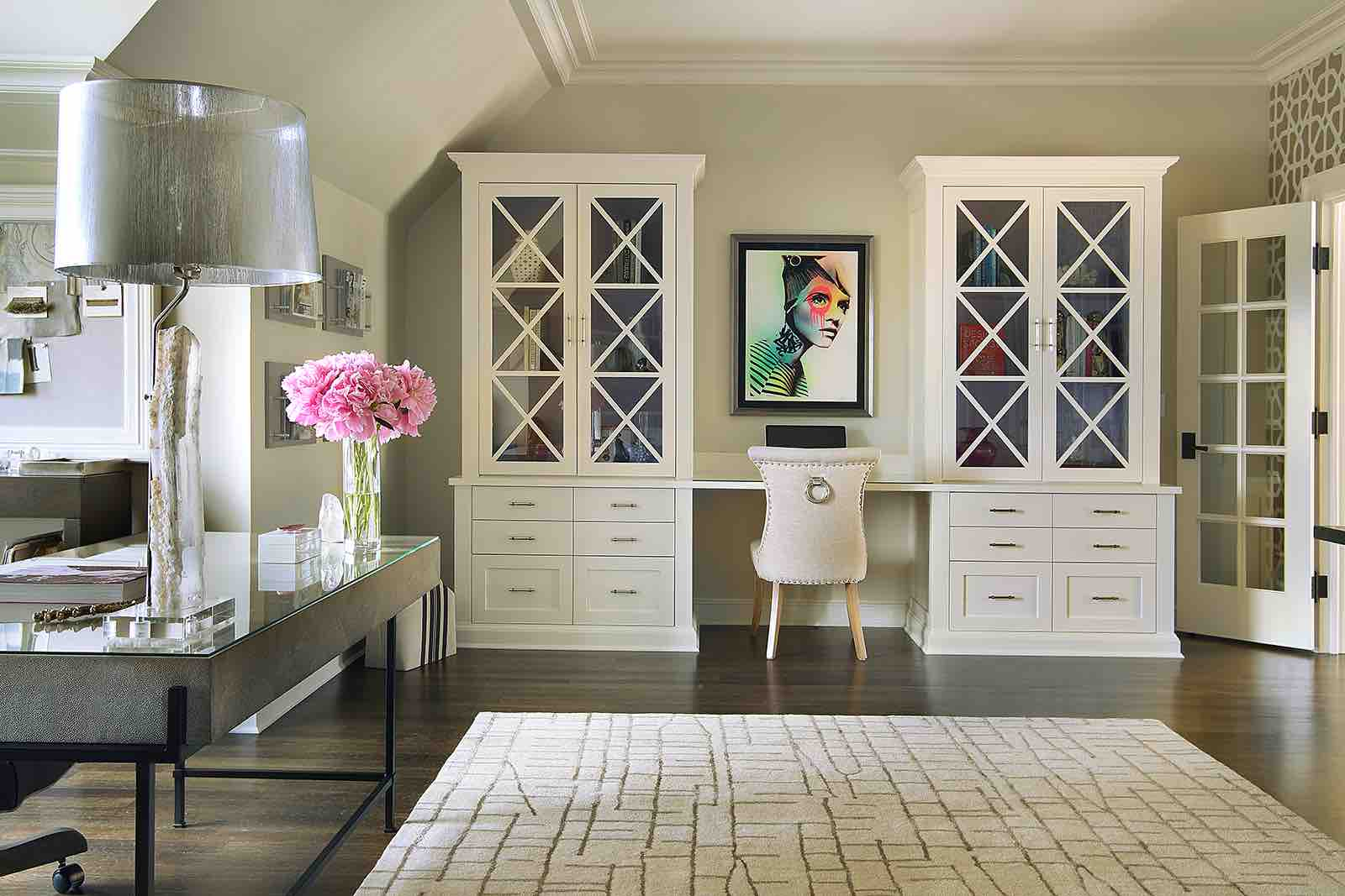 White Interiors – Home Offices
